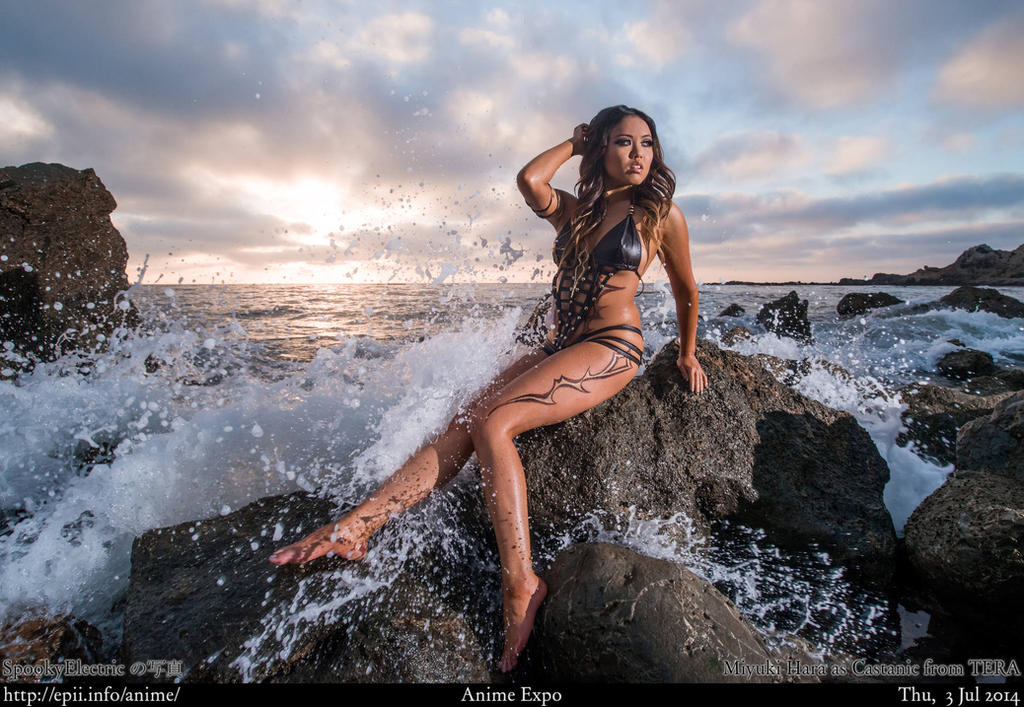 TERA: Summer Swimsuit Skin