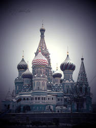 Moscow by Engel-der-stadt