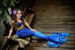 Mermaid Vanessa Hudgens