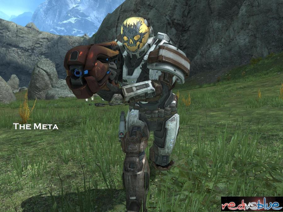 The Meta in Halo Reach by KATTALNUVA