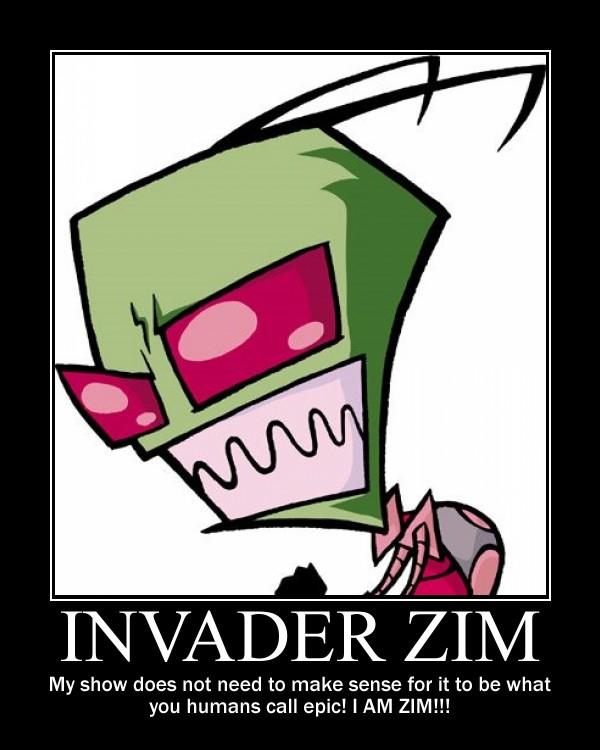 Description Funny Invader Zim Pics Kony Propaganda Bird