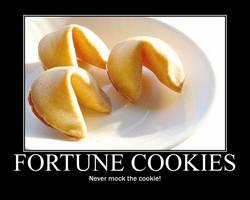 Fortune Cookie Motivator