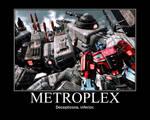 Metroplex motivator
