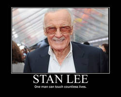 Rest in peace Stan Lee by KATTALNUVA