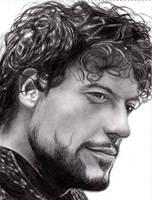 Sir Lancelot by SchizophrenicUnicorn