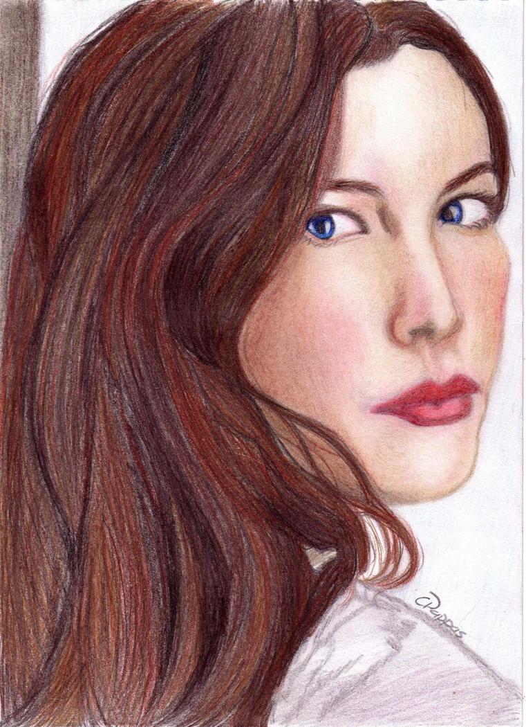 Arwen by SchizophrenicUnicorn