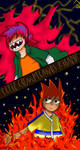 Norman y Ryan by Persona-Oshi