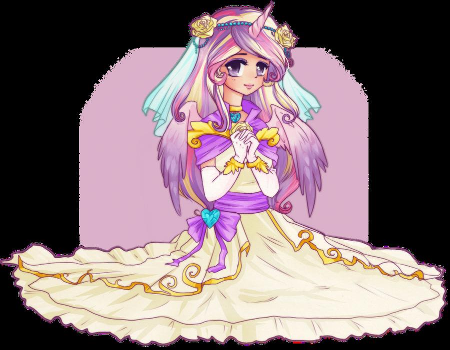 Princess Cadance by Raidiance