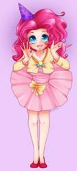 Pinkie Pie by Raidiance