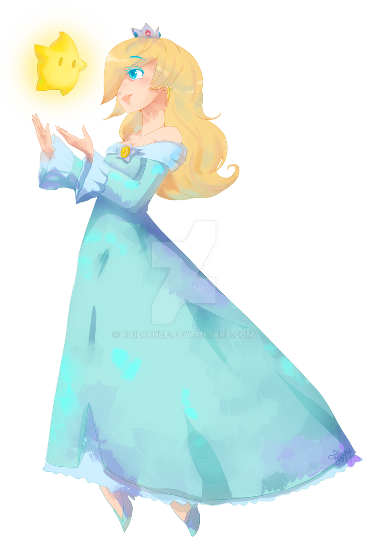 Rosalina by Raidiance