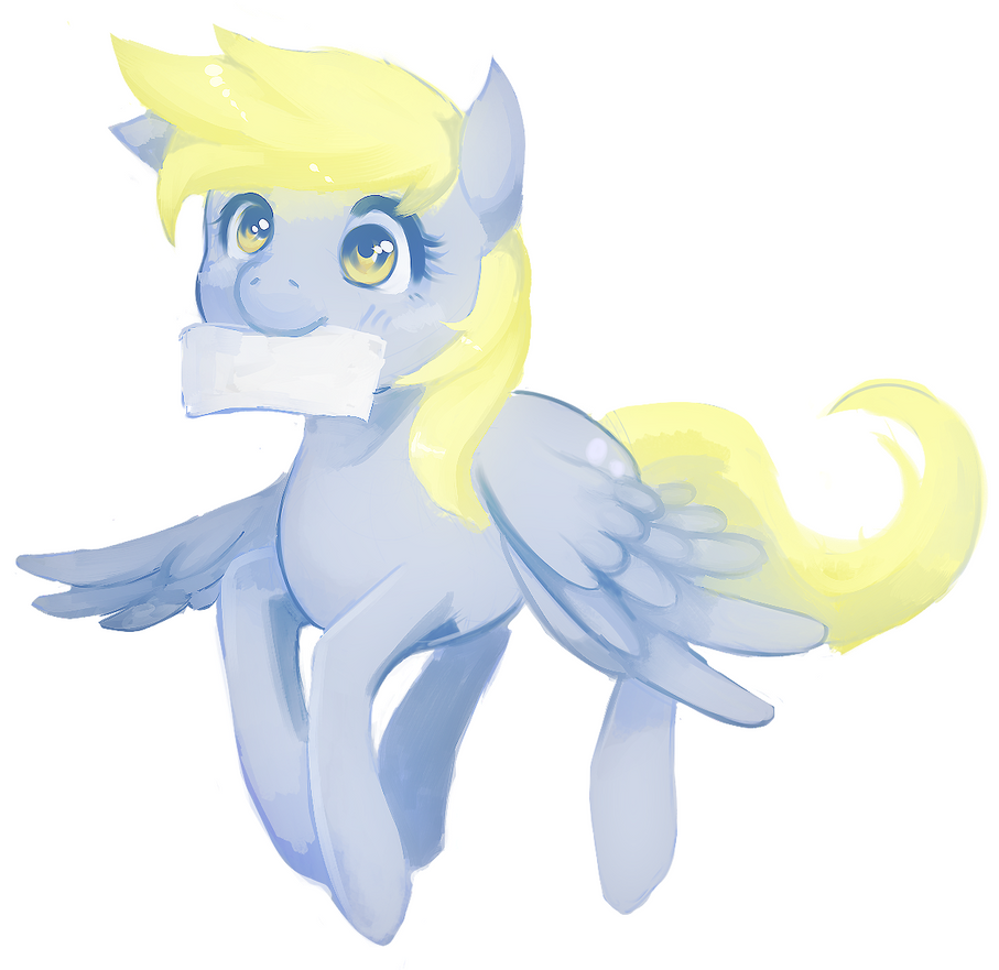 Derpy by Raidiance