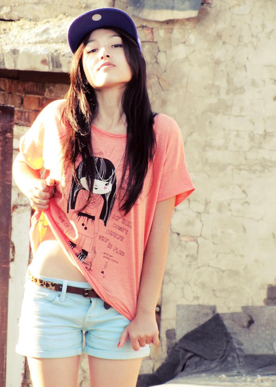 swag girl by mariya sher on deviantart