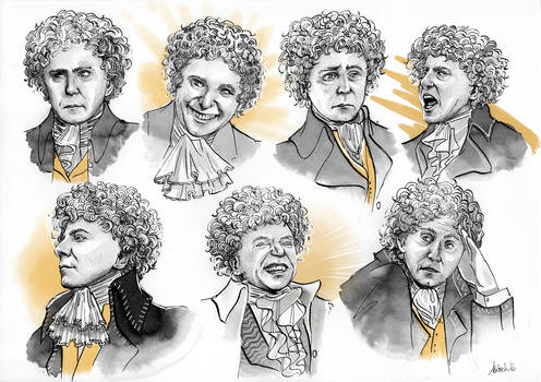 Charles Labussiere expressions