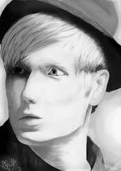 Patrick Stump (Digital Edit)