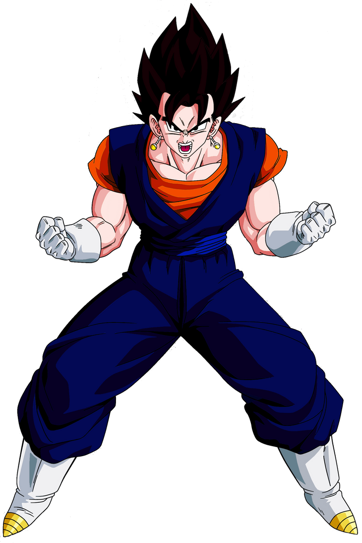 Vegetto by feeh05051995 on deviantart - Manga 0 colorier ...