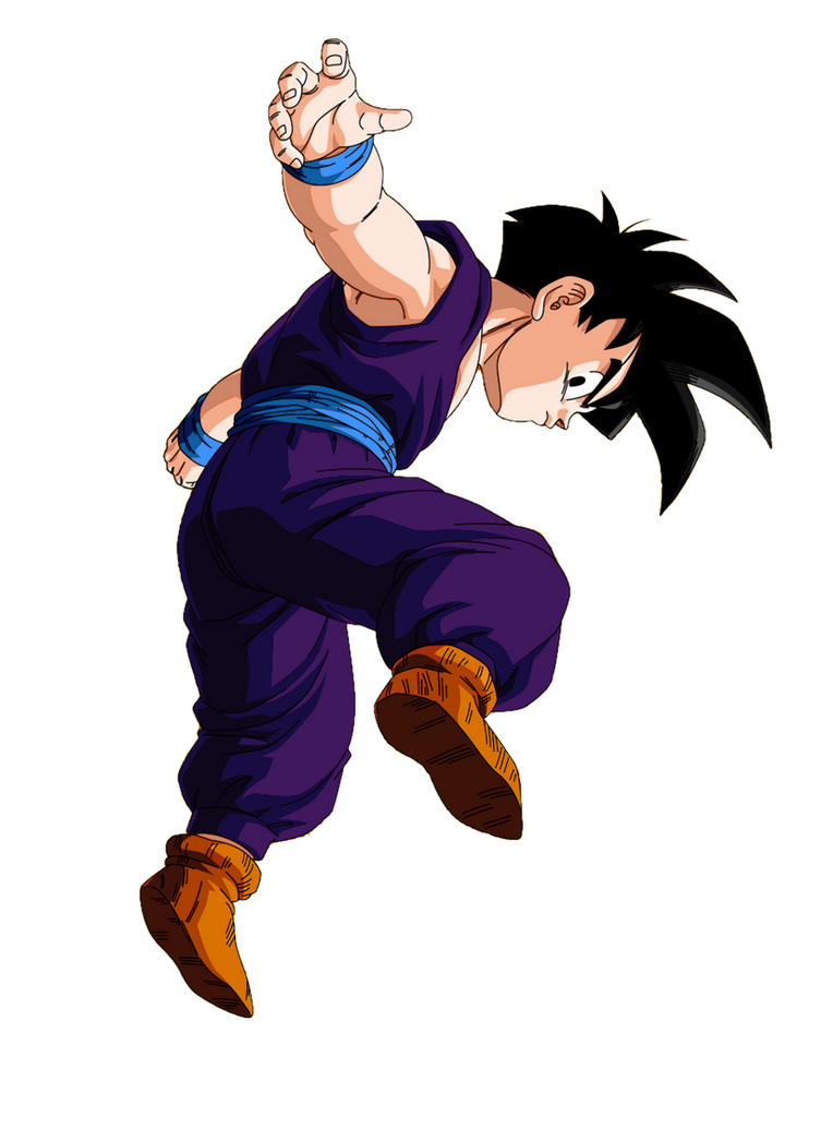 Free Join Pack Just for Gohan