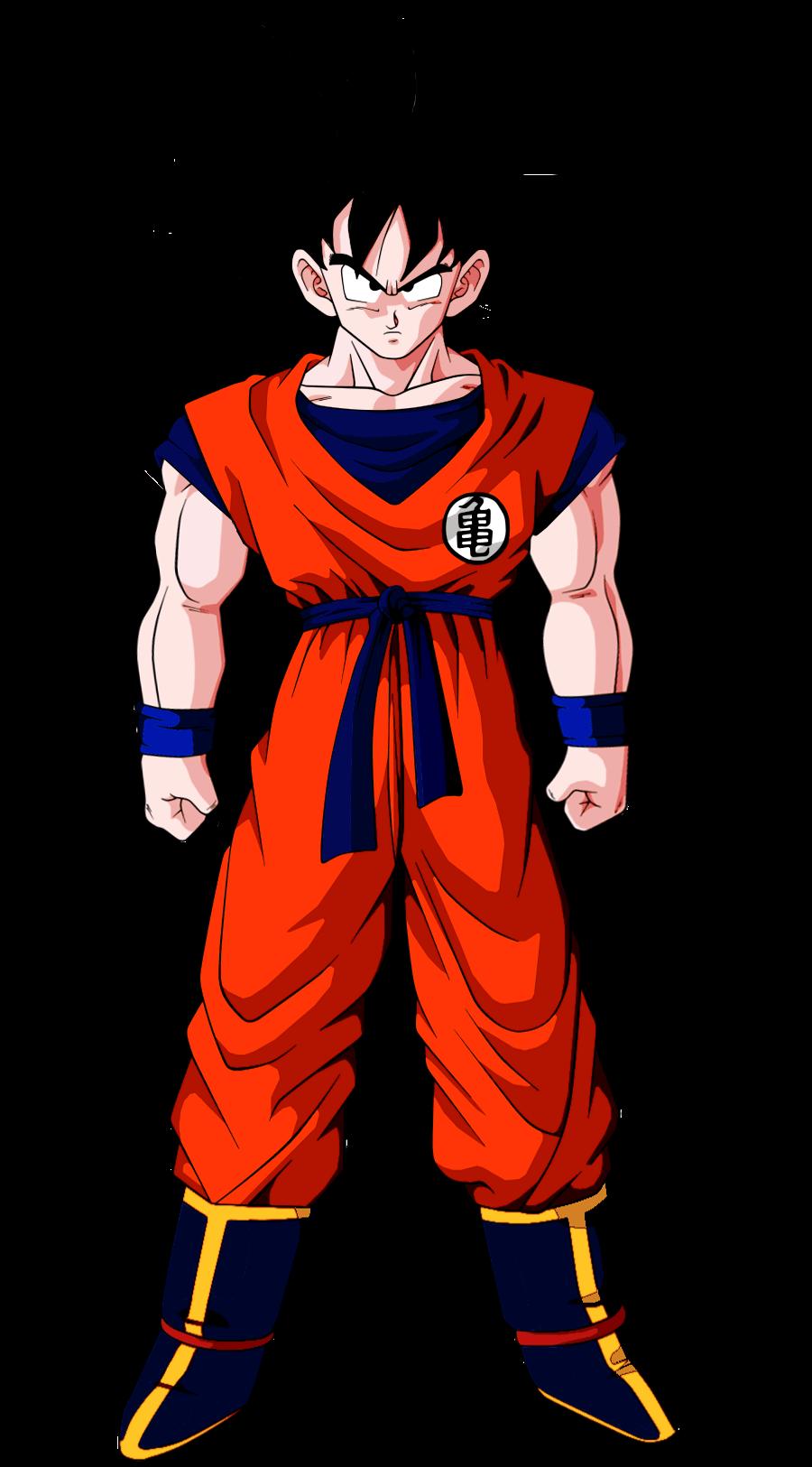 Goku By Feeh05051995 On Deviantart