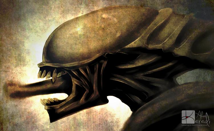 Xenomorph by Fritharn