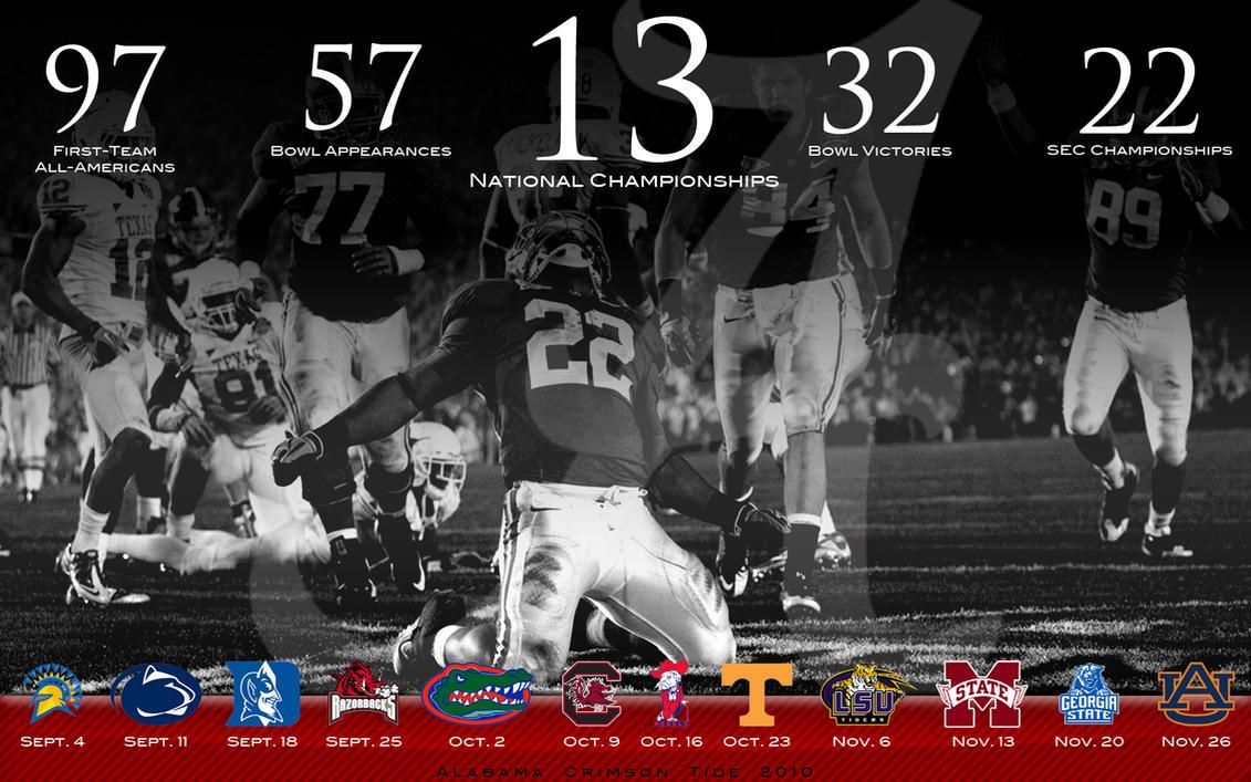 2014 Alabama Football