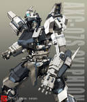 AXC-07S Cylphion +pose+