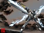 AXC-07S Cylphion FE Sword Pose