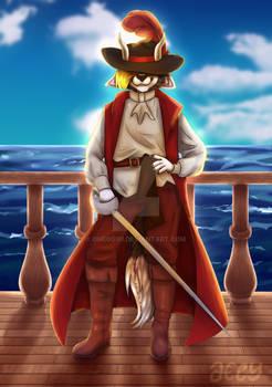 Arcadia Pirate!