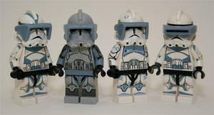 Phase II Keller's Troopers