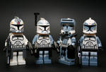 Wolffe's Pack 1