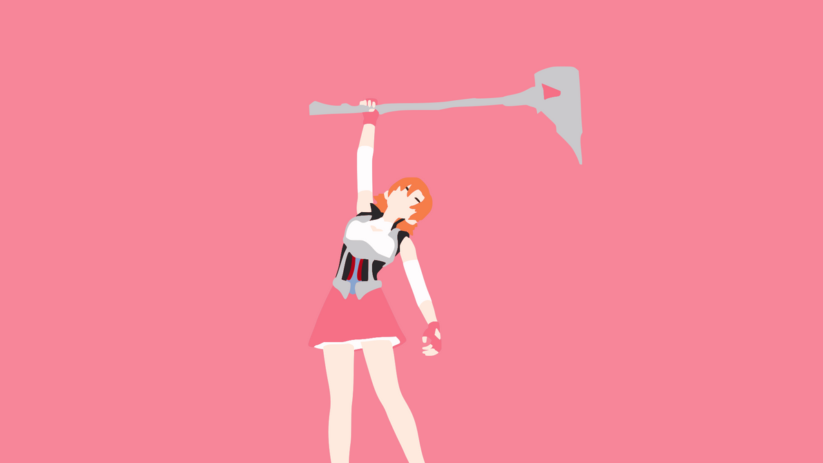 Nora Minimalist Wallpaper by DamionMauville