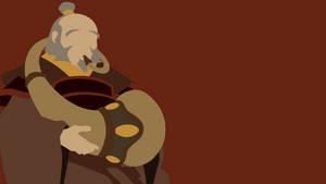 Uncle Iroh Wallpaper by DamionMauville