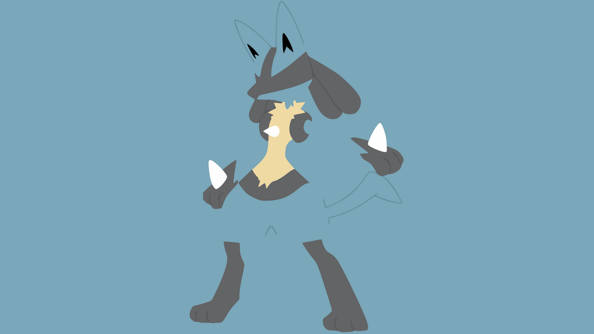 Lucario Wallpaper By DamionMauville