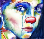 Portrait of a Clown IV