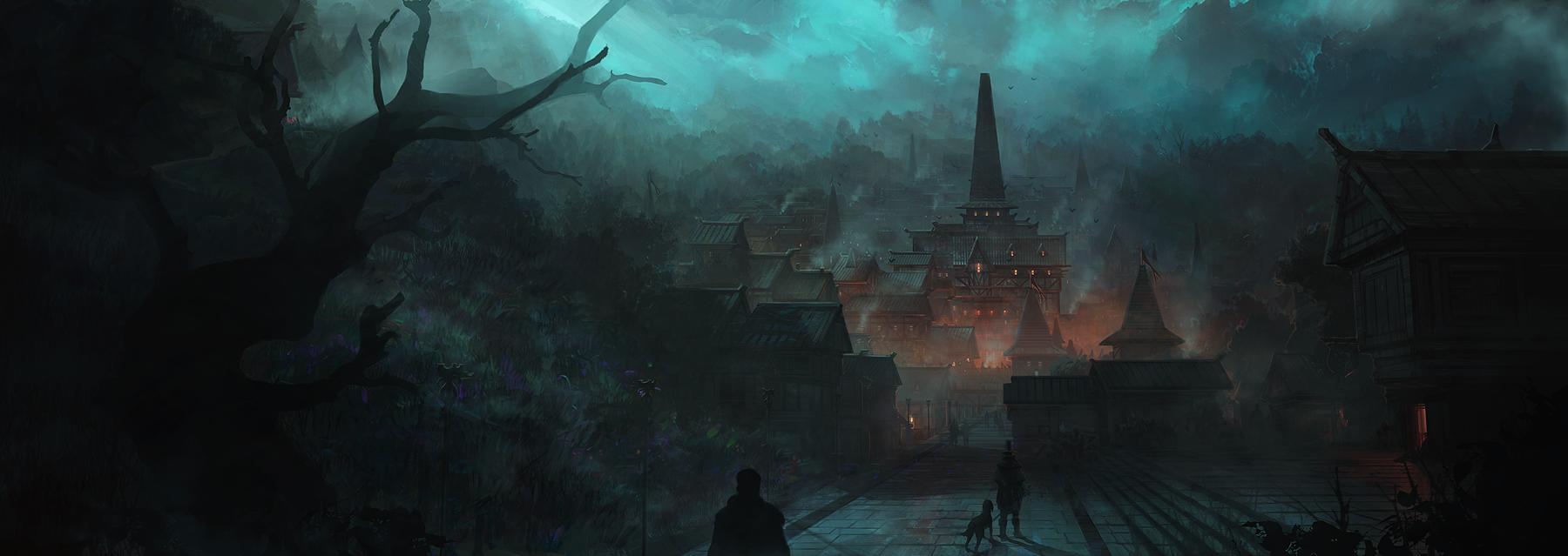 Green City by Yellomice