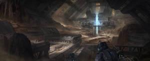 Approaching the Core by Yellomice