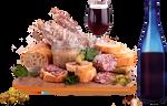 Tempting appetizer - PNG