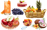 Fruity aroma - PNG