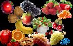 Fruits - PNG