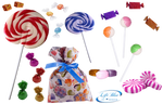 Candies - PNG