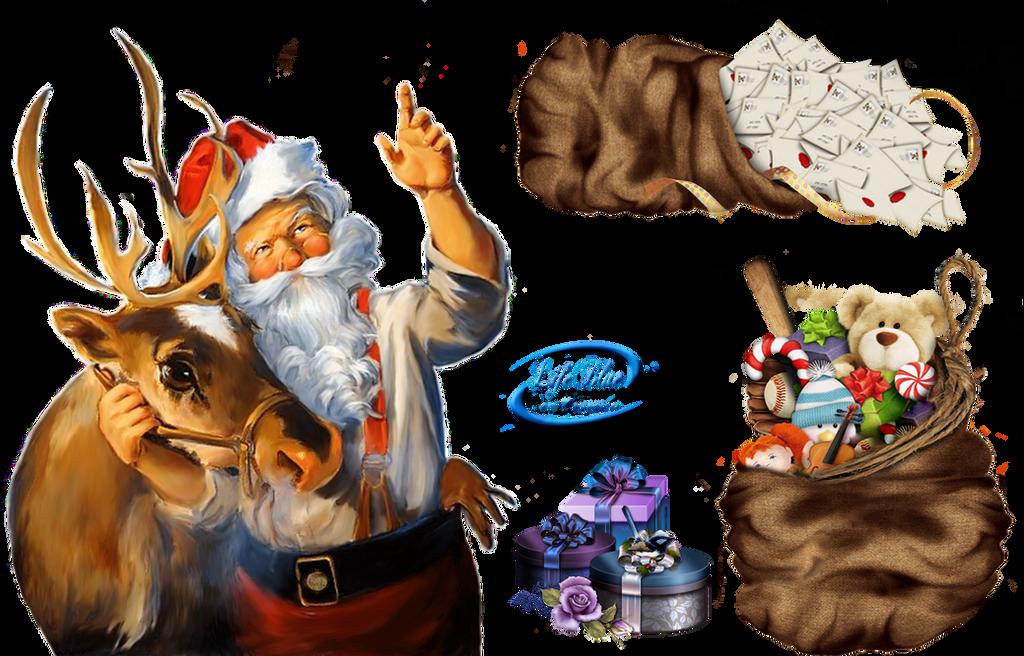 Santa Claus - PNG by lifeblue