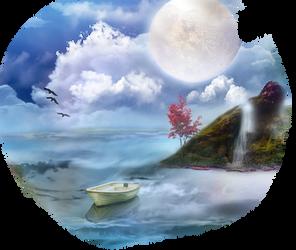 Lake - PNG