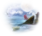 Lake - PNG by lifeblue