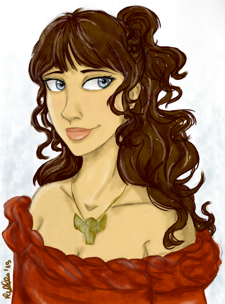 Tessa Gray by lauu7 on DeviantArt