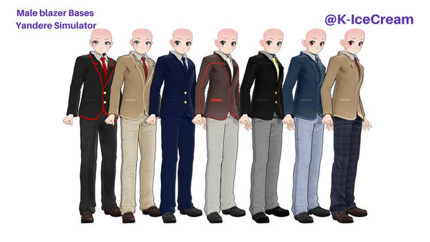 Models DL Males on MMD-BattleStage - DeviantArt