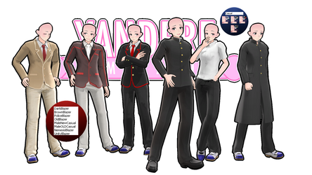 // YanSim // Male Bases (+206 Watchers - Gift) +DL by ShoyuRamen