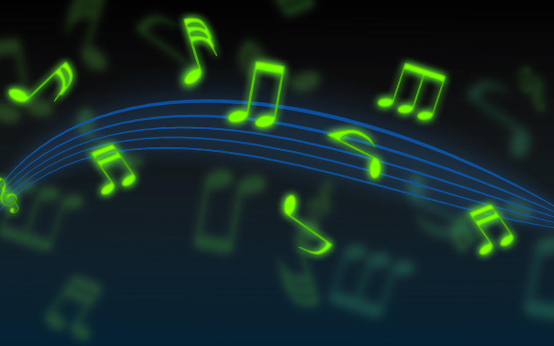 Great Wallpaper Music Neon Green - very_simple_music_wallpaper_by_eyez0444  Collection_789743.jpg
