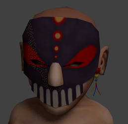 Mask by Nsuidara