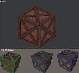 Ordinary Crate by Nsuidara