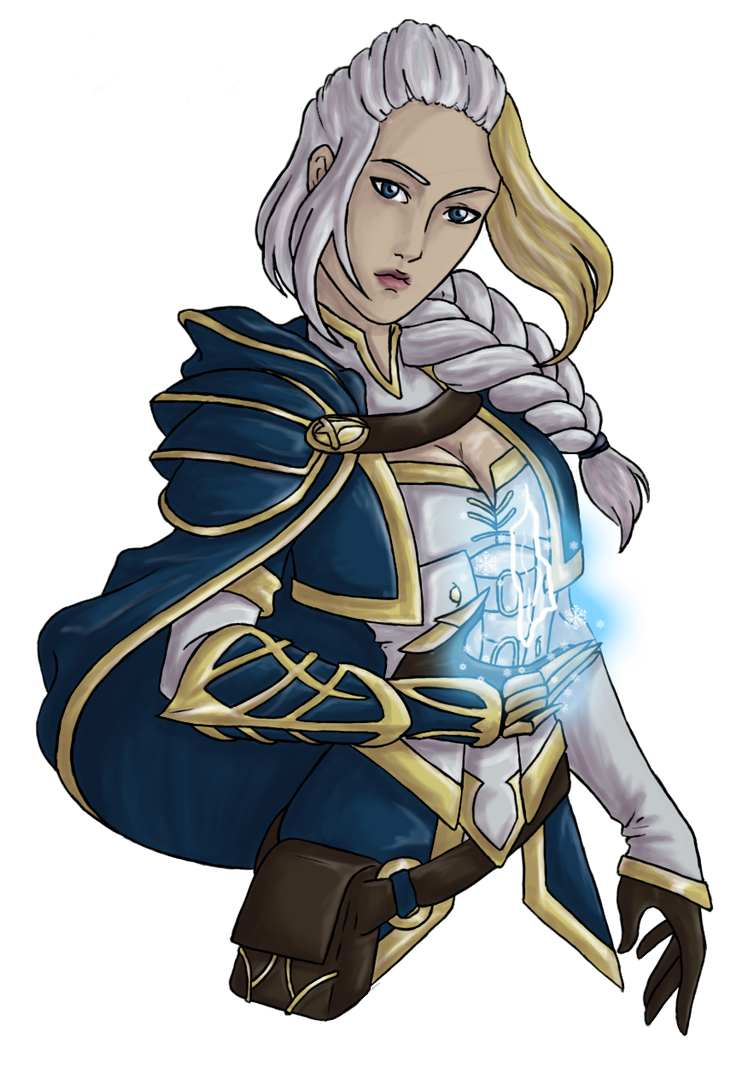 Lady Jaina Proudmoore by Angel-Noxy