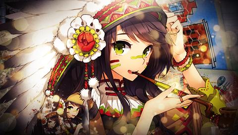 Anime girl psp wallpaper by ilikepie-123 on DeviantArt