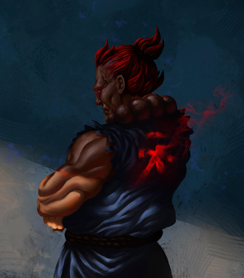 Akuma by MonkeyMan-ArtWork
